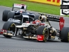 Romain Grosjean, Lotus F1, (6th)