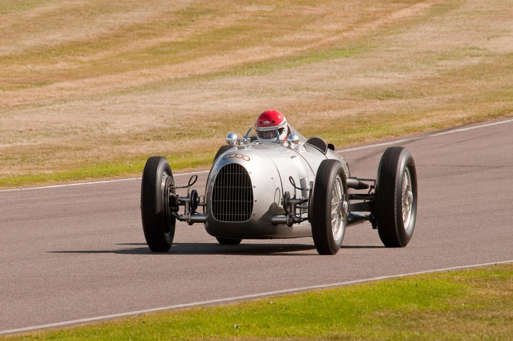 Auto Union Type A Silver Arrow 1934 Formula One Car
