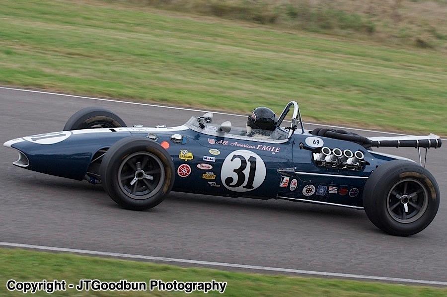 AAR Eagle originally driven by Dan Gurney