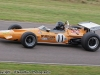 Classic Mclaren Ff1 Racing car originally driven by Dan Gurney