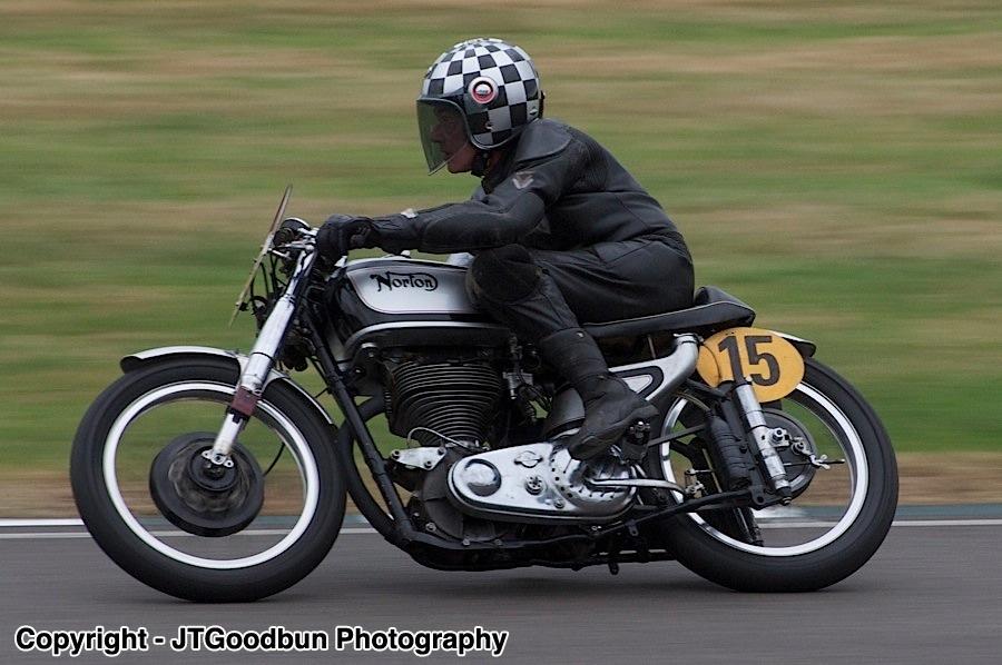 1952 Norton Daytona Manx