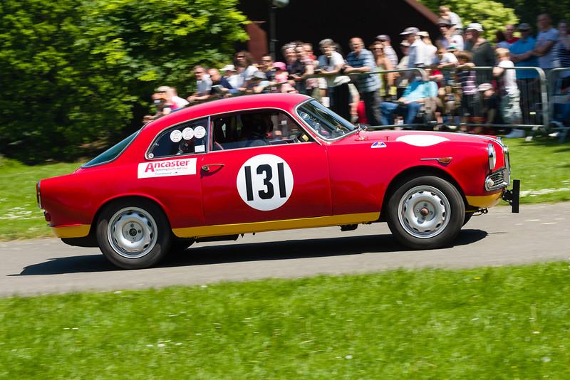 David Gowerpoole - 1959 Alfa Romeo Giulietta Sprint
