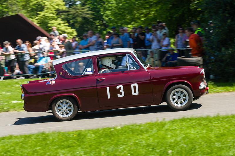 John Scott - 1962 Ford Anglia 105E Deluxe