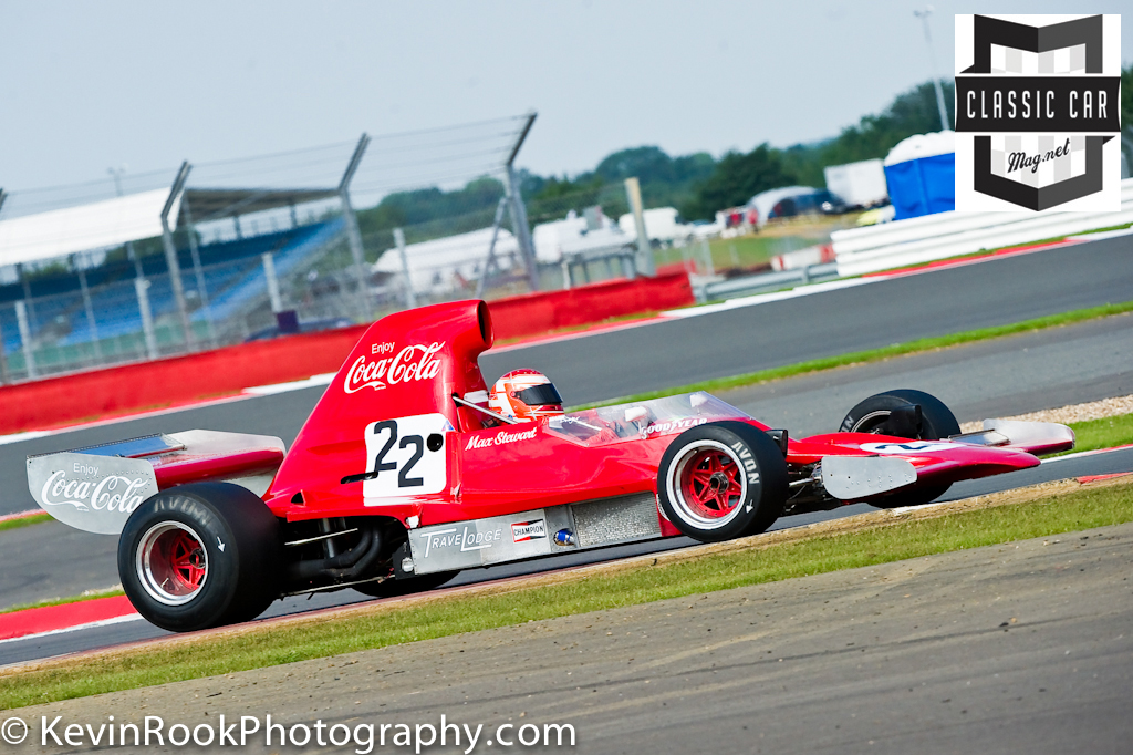 2012 Silverstone Classic, F2 & F5000, Lola T400, Mark DWYER, Peter Gethin Trophy
