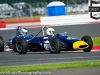 2012 Silverstone Classic, Brabham BT6, David Methley, Historic Formula Junior
