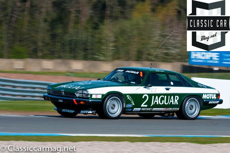 Donington Classic Car Show