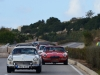 Crowded through the chicane with Marco Buttigieg (GT6) leading Martin Ellis TVR
