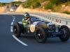 Joseph Huber set some very quick times all weekend in his vintage Riley