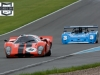 Chris Beighton - 1969 Lola T70 MK3B & Frank Bradley - 1971 March 717