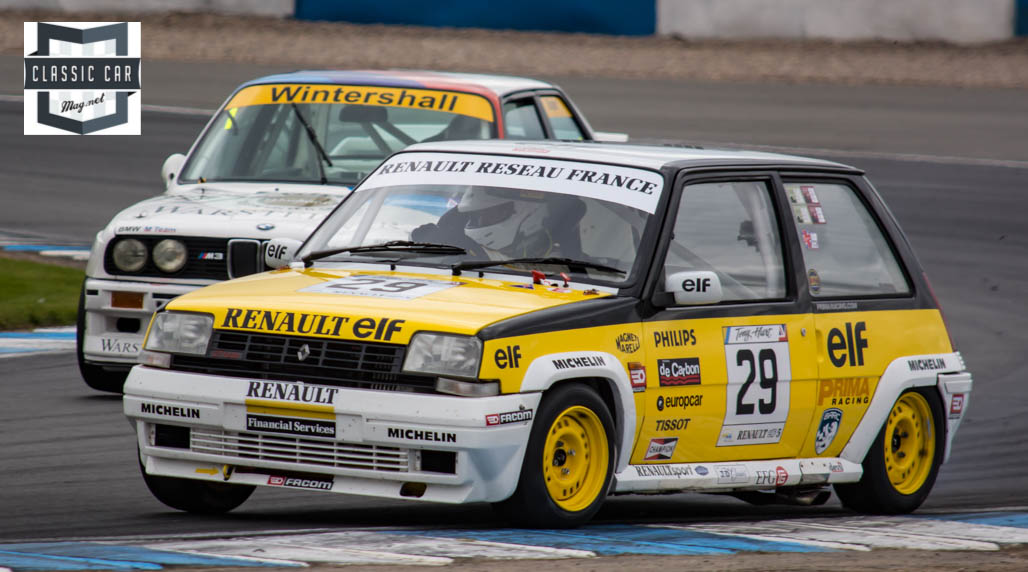 Classic Car Magazine | 2017 Donington Historic Festival Gallery ...
