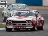 #16 S.Dance - 1972 Ford Capri RS2600 - Historic Touring cars