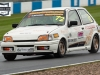 #72 L.Scott - Ford Fiesta XR2i
