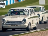 J.Clarke - 1963 Ford Lotus Cortina - Historic Touring Cars