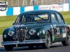 R.Cope - 1958 Jaguar Mk1 - Historic Touring Cars
