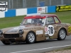 Ian Wright - MG Midget