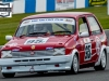Kyla Birdseye - MG Metro Turbo