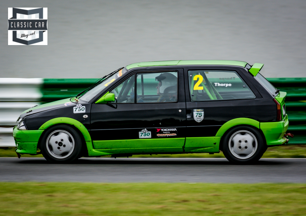 Classic Hatch - A.Thorpe - Citreon AX GTi