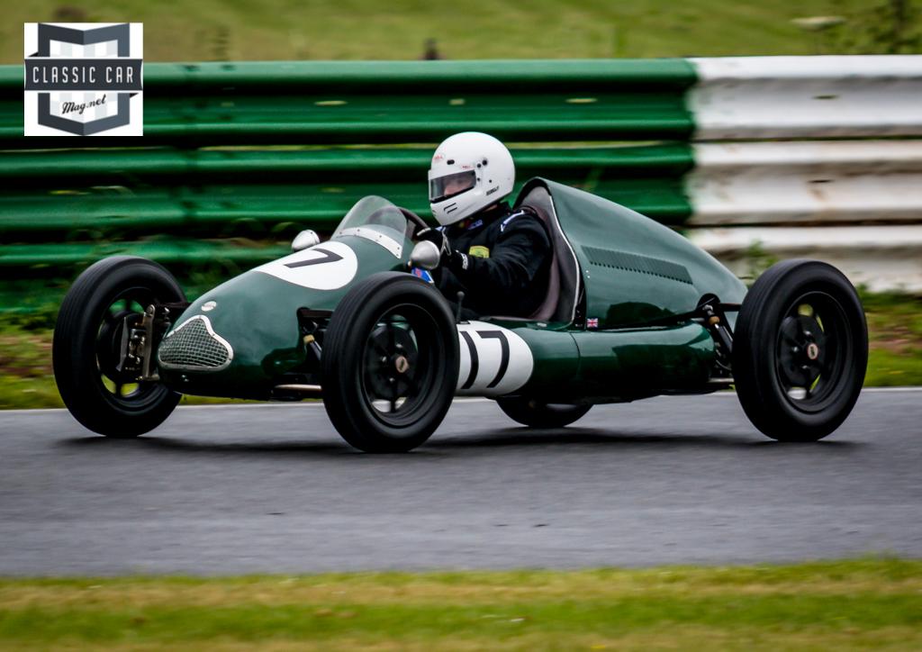 Historic 500 F3 - P.De La Roche - Cooper Mk V