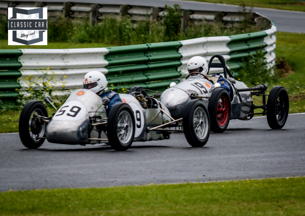 Historic 500 F3 - X.Kingsland - Staride Mk3 & J.Jones - JLR 500