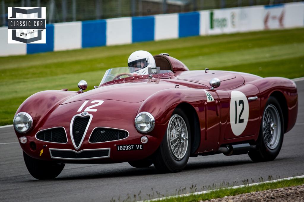 C.Mann - Alfa Romeo Disco Volante