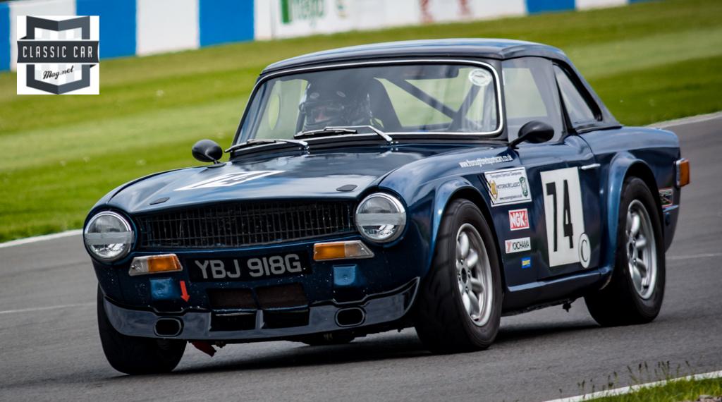 P.Lambe - Triumph TR6
