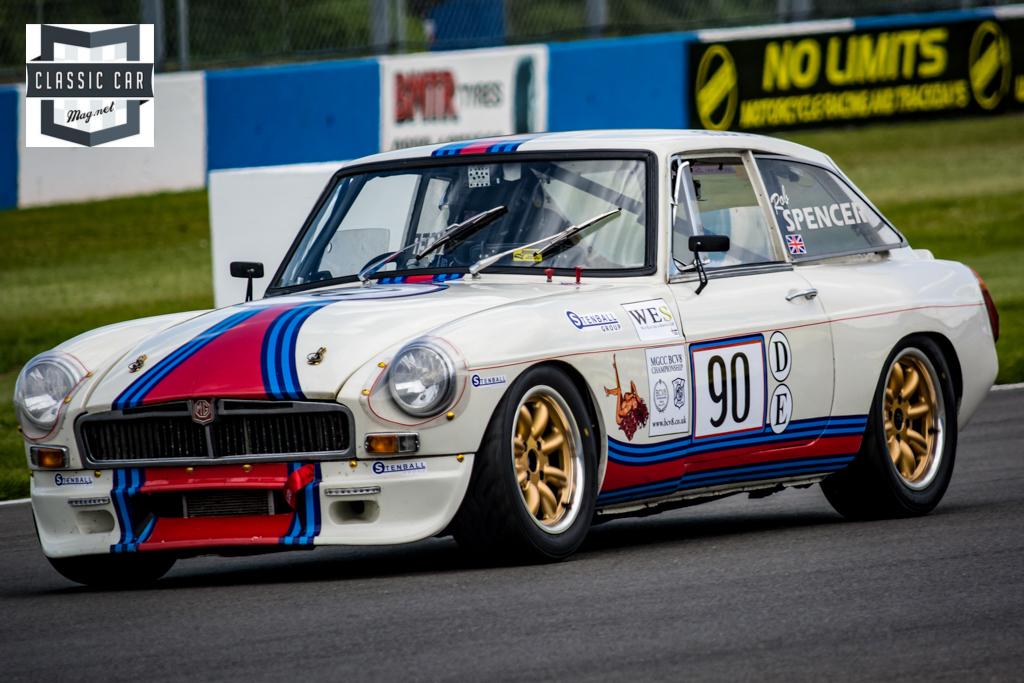 R.Spencer - MG BGT V8