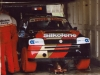 Will Gollop's garage at Brands Hatch