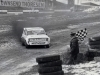 John Welch get his Escort very sideways as he wins at Brands Hatch.