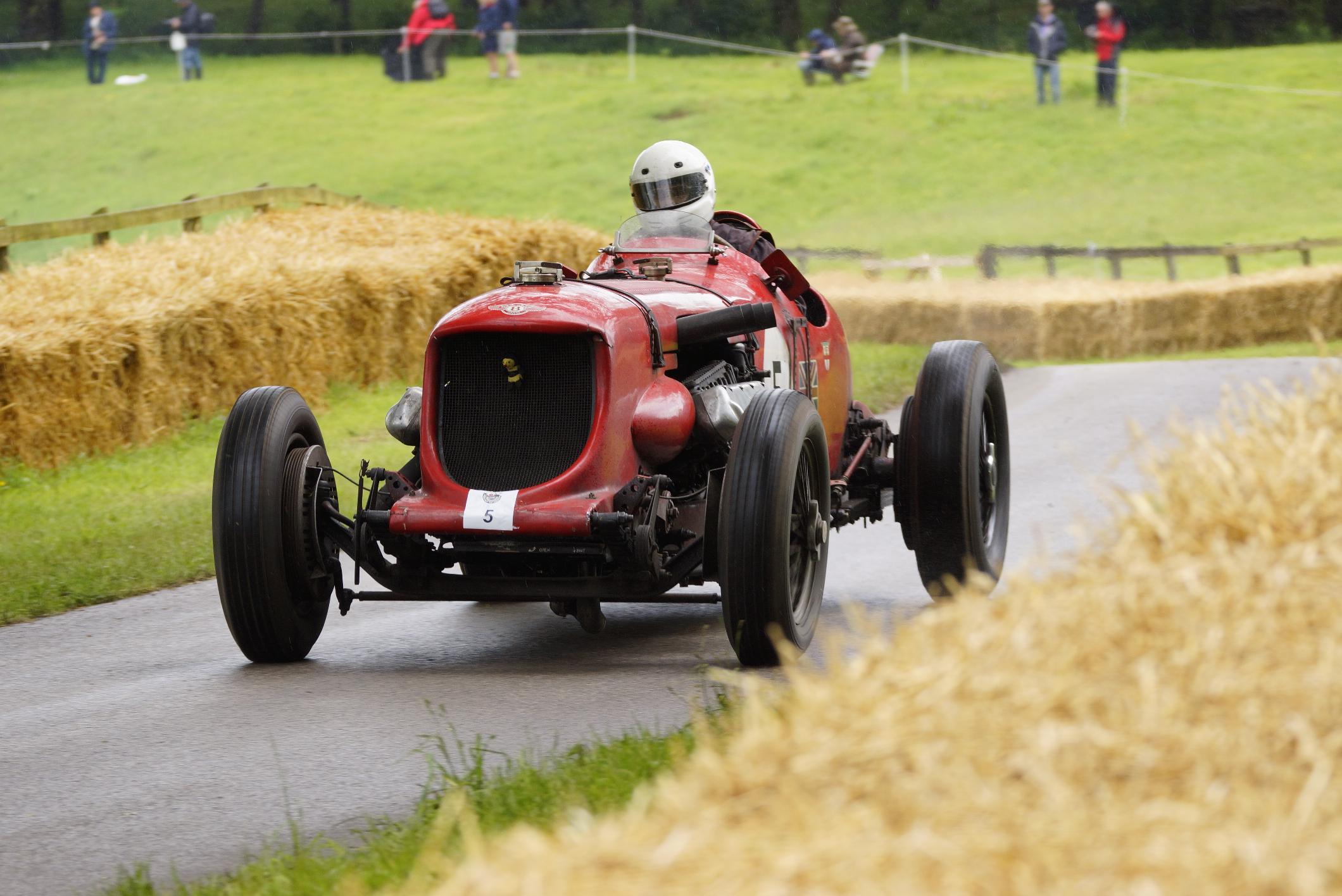 1929 Napier Bentley