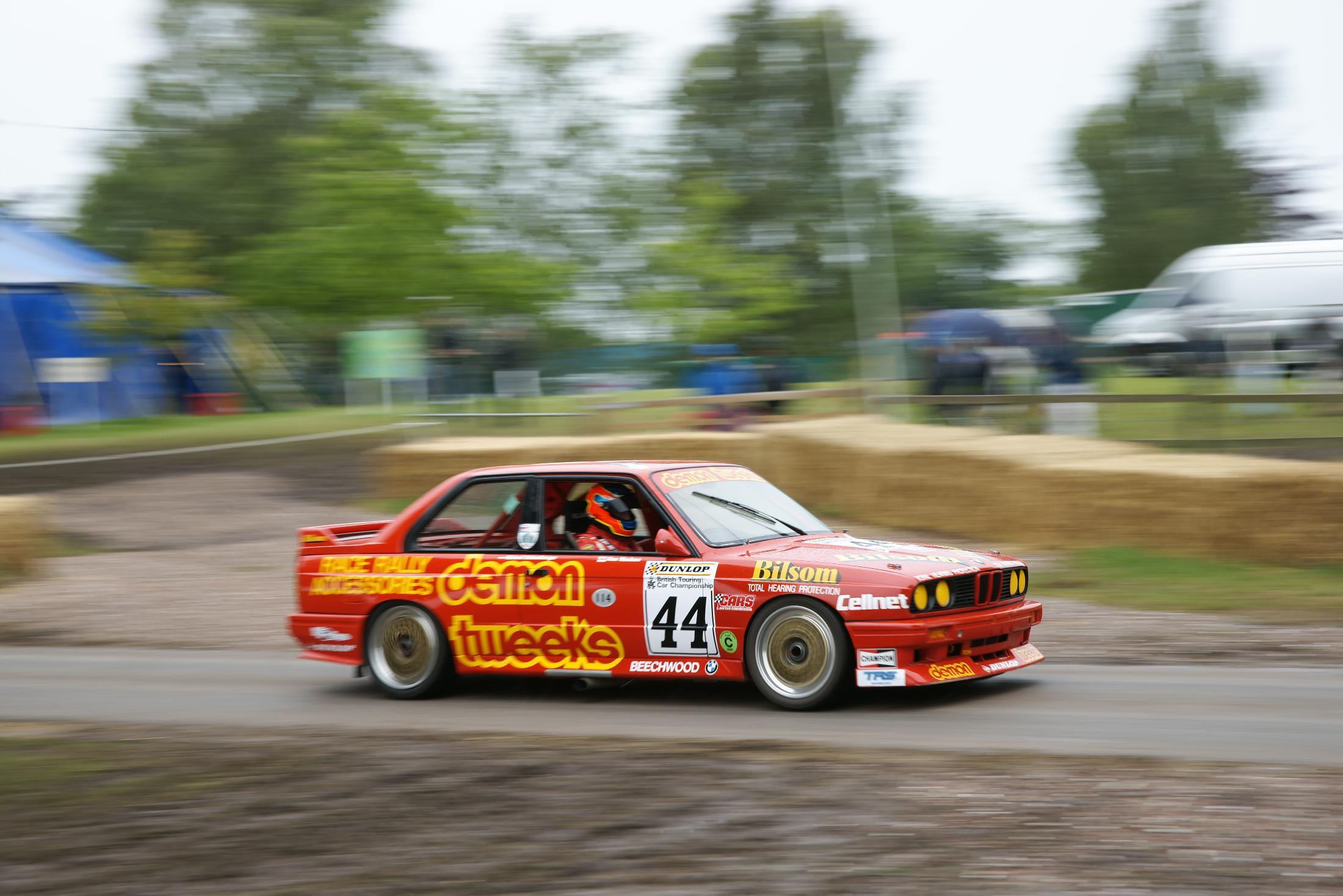BMW M3 Touring Car