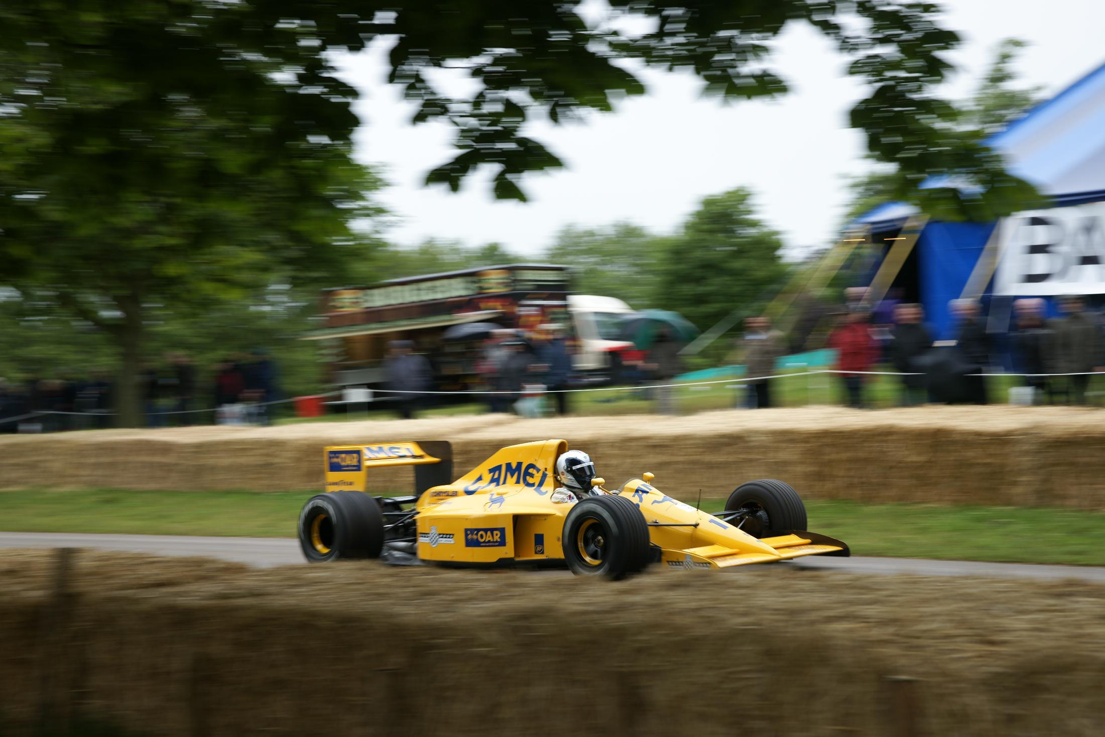 F1 Camel Team Lotus