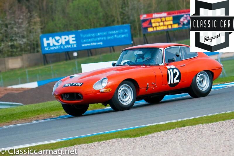 Jaguar E-Type, Grahame Bull - E-Type Challenge