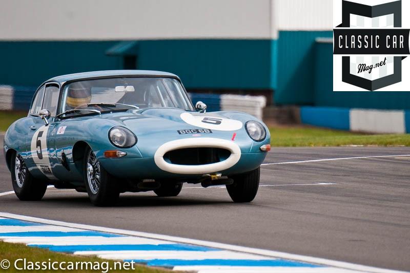 1962/3 Jaguar E-Type, John Truslove - E-Type Challenge