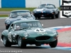 1962 Jaguar E-Type, Alex Buncombe - E-Type Challenge
