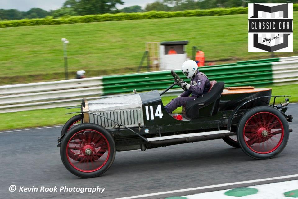1914/18 Vauxhall A/D Type