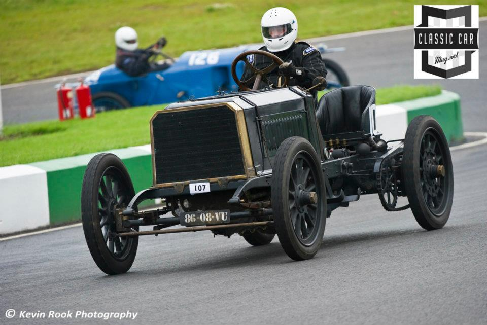 Vintage Sports-Car Club, Race Meeting, Mallory Park 24 June 2012