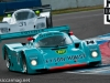 1987 Porsche 962, Tommy Dreelan and Aaron Scott, Group C Sport C