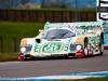 1989 Porsche 962C, Henrik Lindberg, Group C Sport Cars