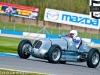 1938 Maserati 6CM, Callum Lockie,  HGPCA Nuvolari Trophy Pre-1940 Grand Prix Cars