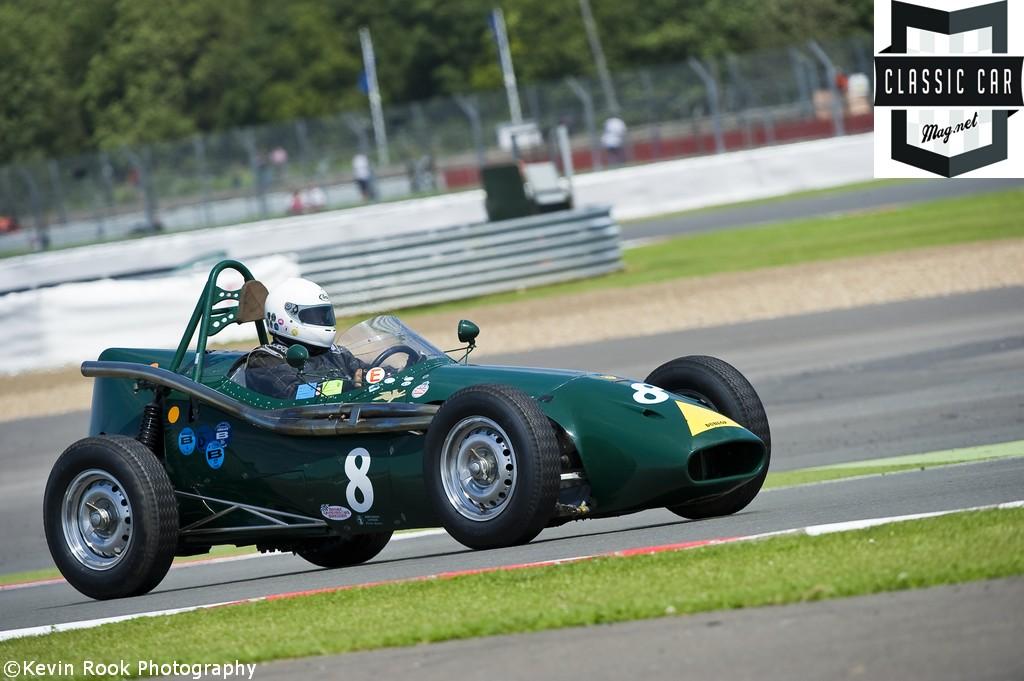 The ERA R4D, driven by Mac HULBERT