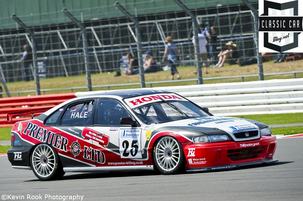 Derek Hale, Honda Accord