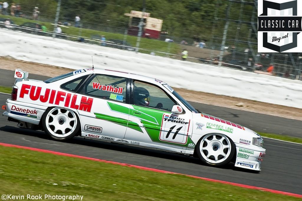 Frank WRATHALL, Vauxhall Cavalier