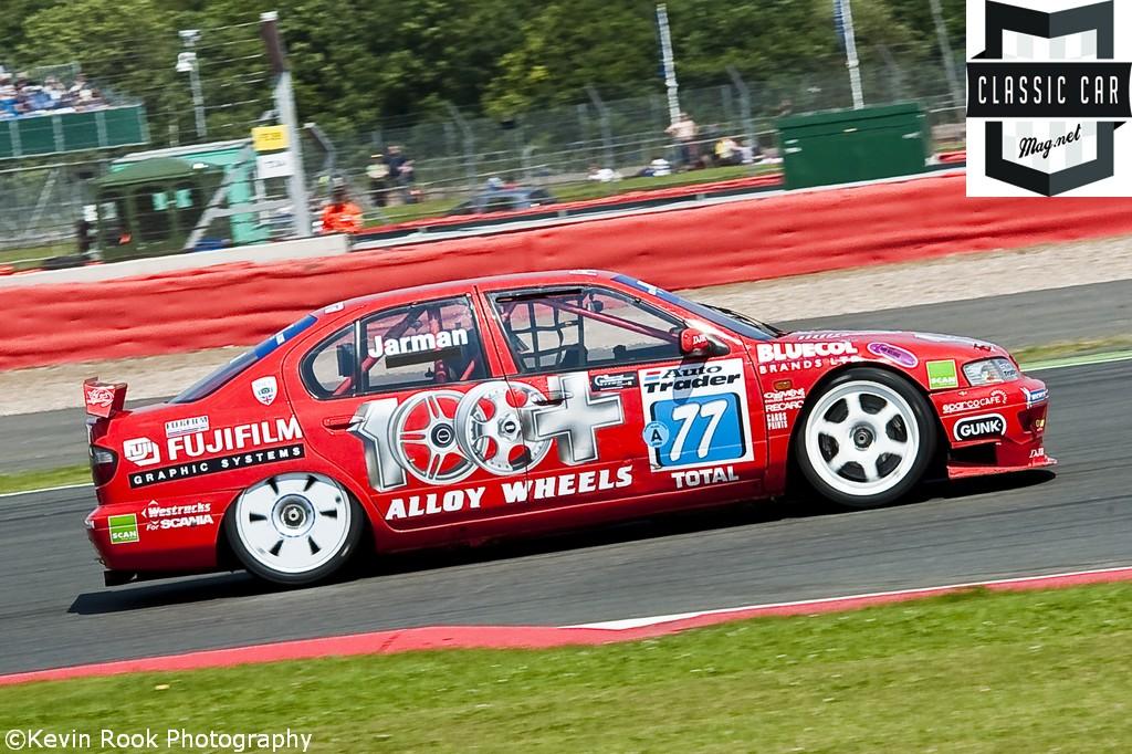 Dave JARMAN, Nissan Primera