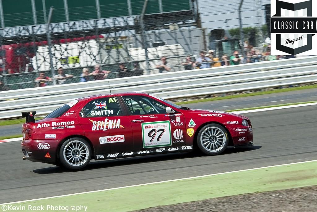 Neil Smith, Alfa Romeo 156,