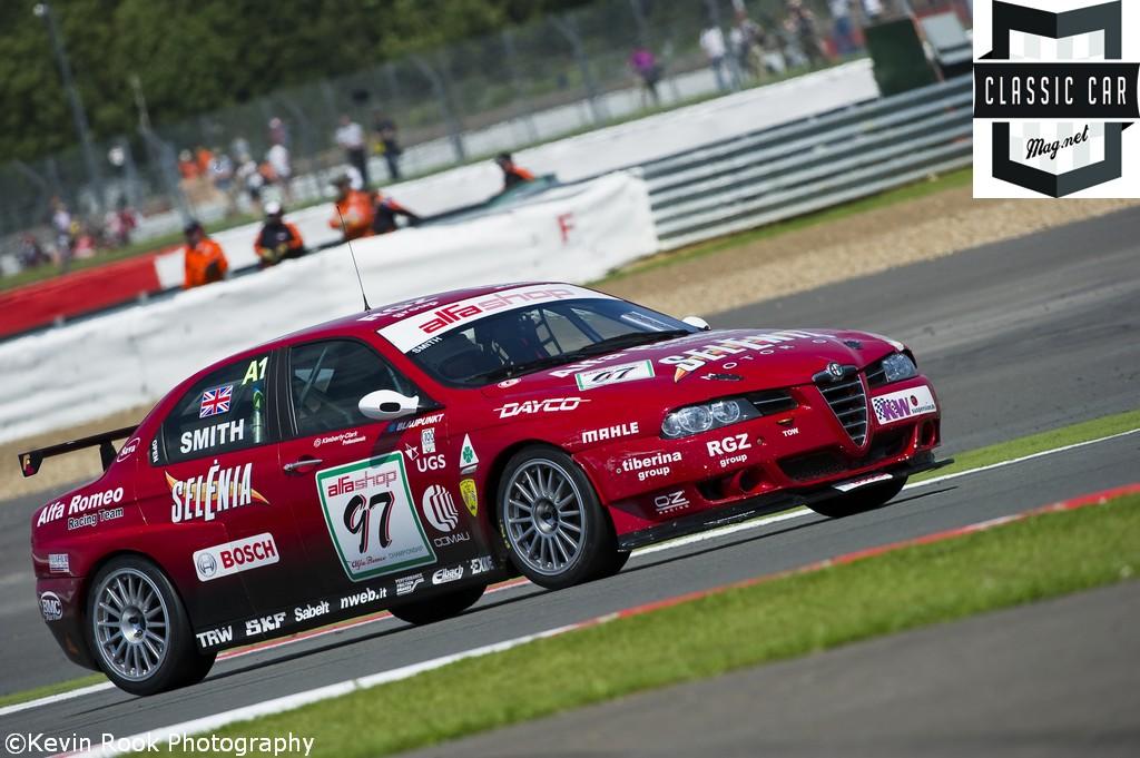 Neil Smith, Alfa Romeo 156
