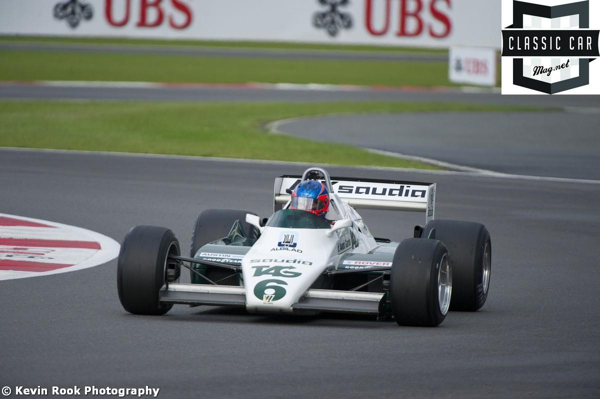 Richard Eyre - Williams FW08