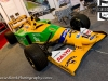 Michael Schemacher's Benetton B192 F1 Car