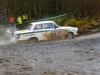 Ford Cortina at the RAC Rally