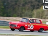 1964 Ford Lotus Cortina, Mike Gardiner and Niki Faulkner, U2TC Pre-66 Under Two-Litre Touring Cars