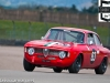 1965 Alfa Romeo Giulia Sprint GTA, Ross Warburton and Andrew Newall, U2TC Pre-66 Under Two-Litre Touring Cars